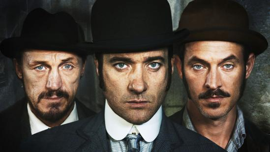 Ripper Street: due to air on BBC 1 week of 26 Oct - 1 Nov