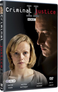 Criminal Justice Series Two DVD and artwork