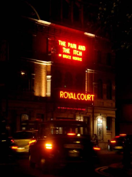 Royal Court Theatre Image